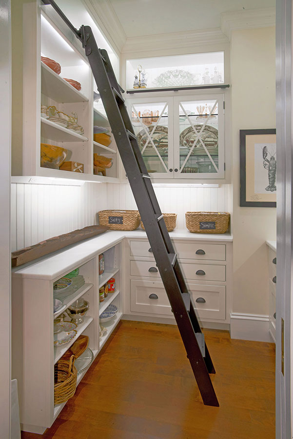 Pantry-Ladder
