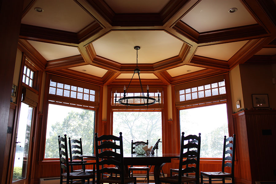 coffered-dining-room-ceiling